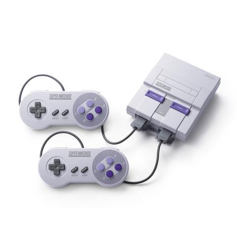 Imagem de Console Super Nintendo NES Classic Edition  Nintendo