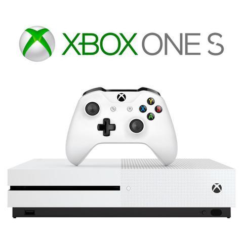 Imagem de Console Xbox One S 1 TB com 1 Controle Wireless 23400007