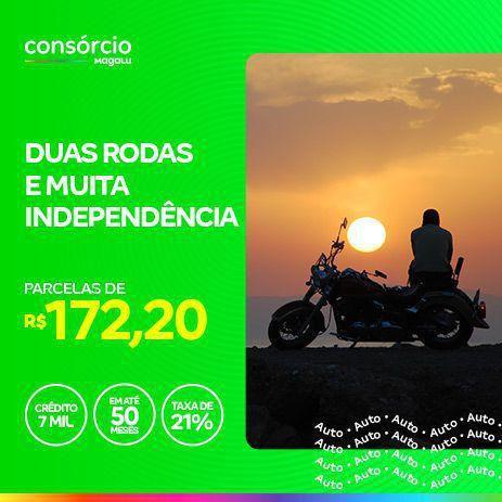 Imagem de Consórcio de Moto 7 Mil