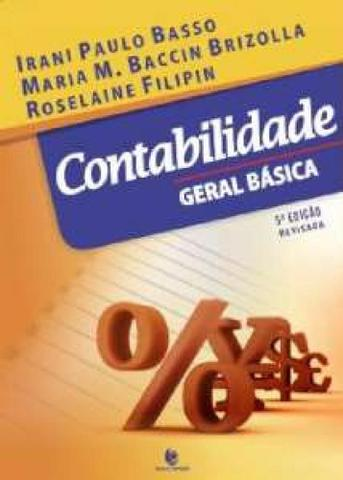Imagem de Contabilidade geral basica - Editora Unijui