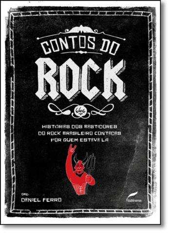 Imagem de Contos do Rock: Histórias dos Bastidores do Rock Brasileiro Contadas por Quem Estava Lá