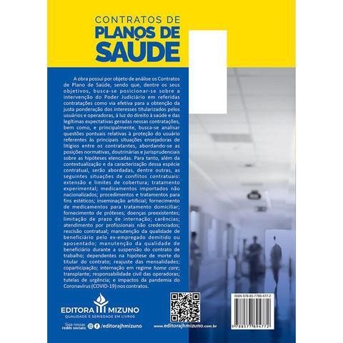 Imagem de Contratos de Planos de Saúde - 2ª Edição