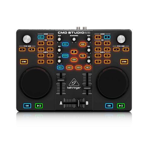 Imagem de Controlador Behringer P/ DJ CMD STUDIO 2A - TC0066