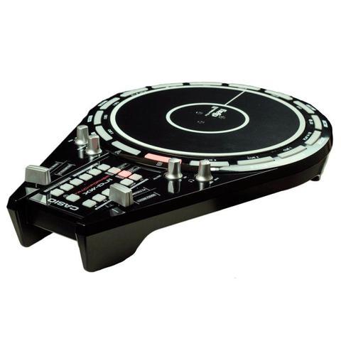 Imagem de Controlador Casio Trackformer XW-DJ1 DJ Controller com Disco de 7