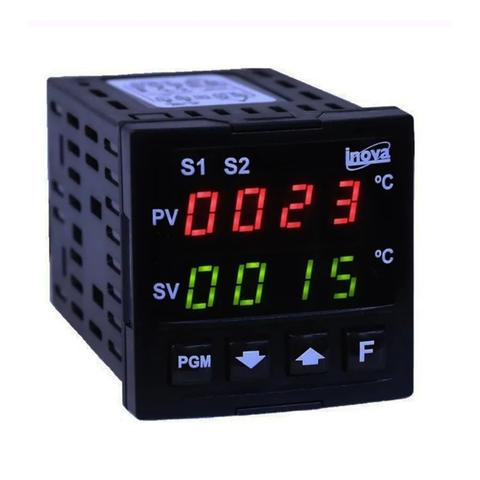 Imagem de Controlador de Temperatura Digital INV-40003 85-250V Inova