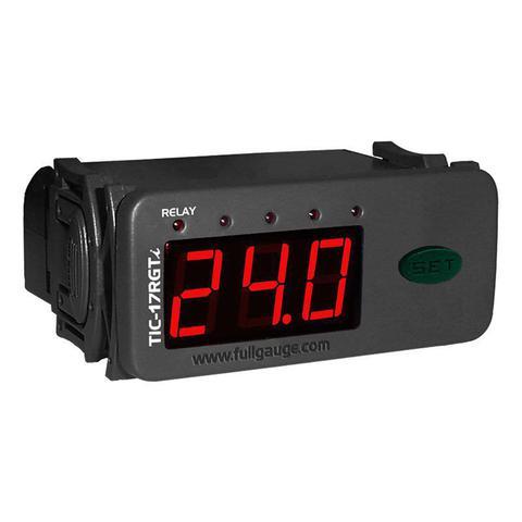 Imagem de Controlador de Temperatura Digital TIC17RGTI 115-230V 16A Full Gauge