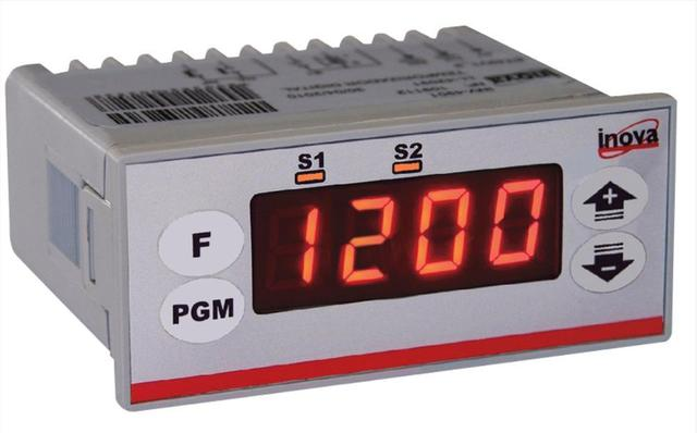 Imagem de Controlador de Temperatura INV-4603 PT100 3F Inova