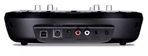 Imagem de Controlador Dj Casio Trackformer 2 Canais C/ Disco Xwdj1 Usb