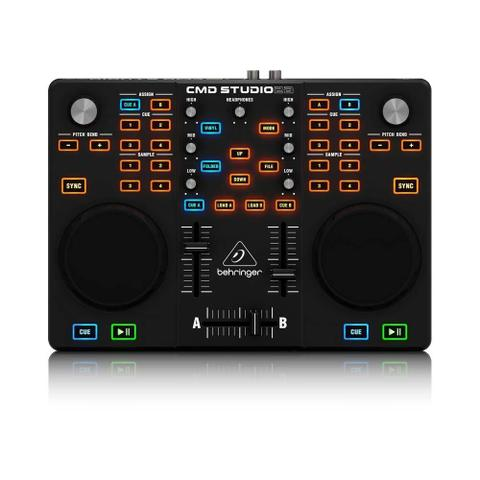 Imagem de Controlador DJ CMD STUDIO 2A Behringer