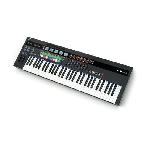 Imagem de Controlador USB/MIDI SL MK3-61 - NOVATION