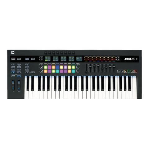Imagem de Controlador USB/MIDI SL MK3 - Novation