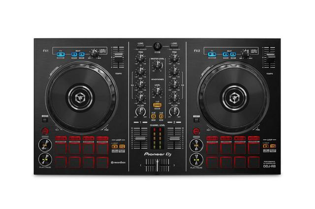 Imagem de Controladora Pioneer DJ DDJ-RB