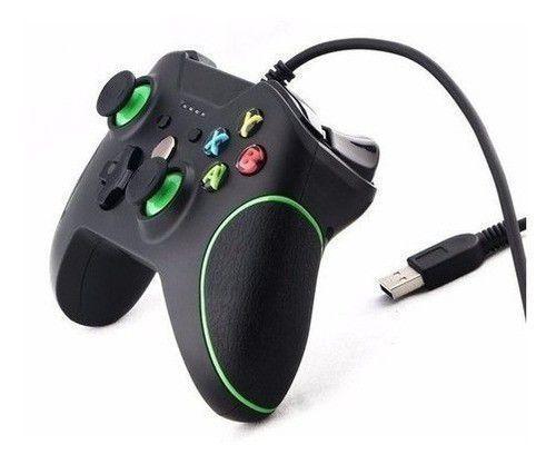 Imagem de Controle compatível Xbox One Xbox One S E Pc Com Fio Original Feir