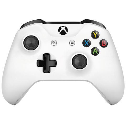Imagem de Controle de Xbox One - Wireless - Branco - Microsoft