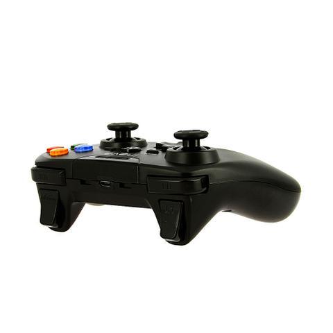 Imagem de Controle Estilo Vídeo Game Bluetooth Gamepad Para Jogos De Celular Pubg E Freefire