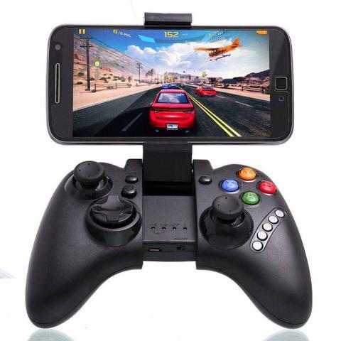 Imagem de Controle Joystick Bluetooth Ipega 9021 Celular Games Galaxy