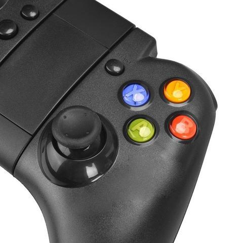 Imagem de Controle Joystick Bluetooth Pc Android Gamepad Smartphone
