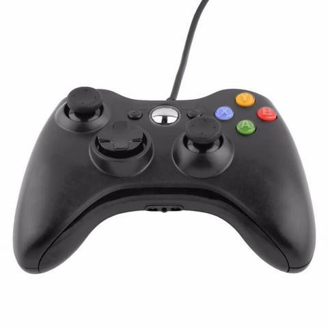 Imagem de Controle Joystick Com Fio Usb Para Xbox 360 e Pc FEIR FR-305