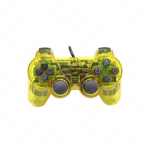 Imagem de Controle Joystick Manete Playstation 2 Vibratório Com Fio