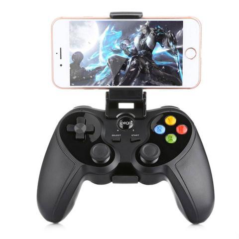 Imagem de Controle Joystick para Celular Wireless Bluetooth Ipega 9078 Android- Preto