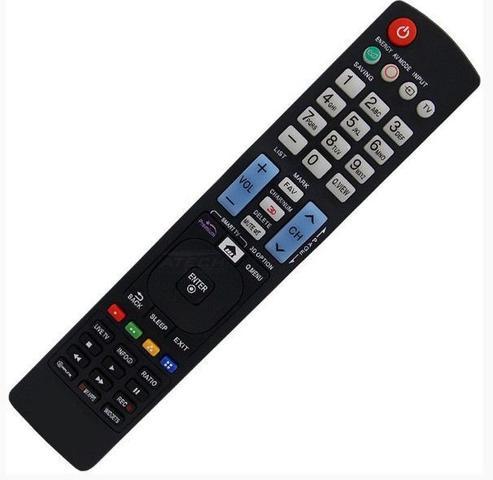 Imagem de Controle Lg Remoto Tv Lcd Led 3d Smart Akb73615319 Akb741155