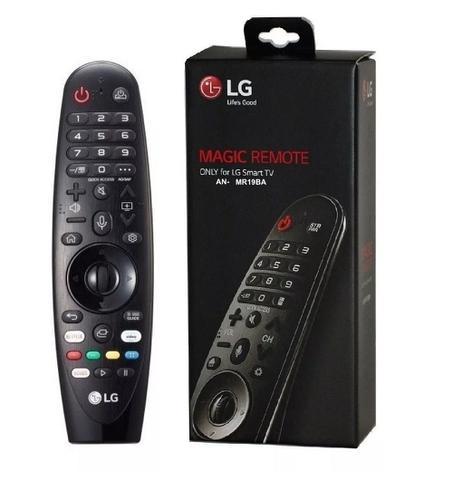Imagem de Controle Lg Smart Magic An-mr19ba P/ Tv 43UM7510PSB Original