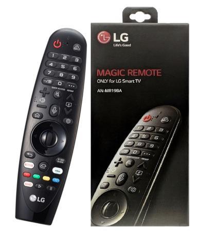 Imagem de Controle Magic Remote LG An-mr19ba 2019 Série Lm Um Sm - Original
