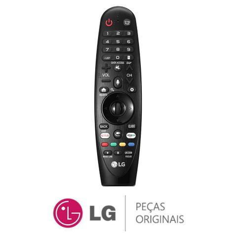 Imagem de Controle magic tv lg uj6565 uj6585 an-mr650a 2017 original akb75075307