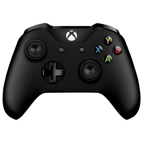 Imagem de Controle Microsoft Wireless Preto Xbox One - Preto