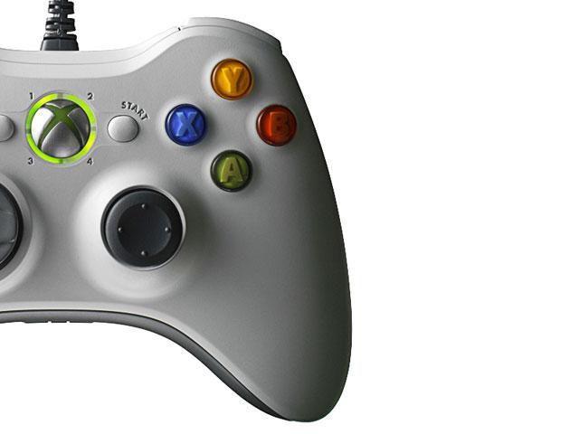 Imagem de Controle Microsoft Xbox 360 for Windows