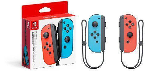 Imagem de Controle Original Nintendo Switch Joy-con (l/r)- Neon