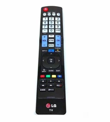 Imagem de Controle Original Tv Lg Akb73756504 Substitui O Akb73756524