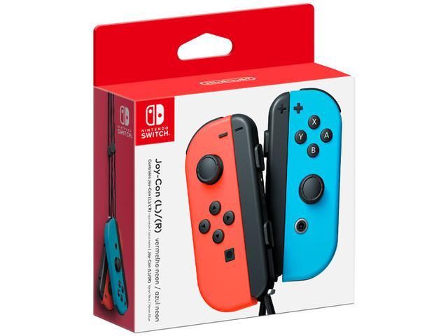 Imagem de Controle para Nintendo Switch sem Fio Joy-Con