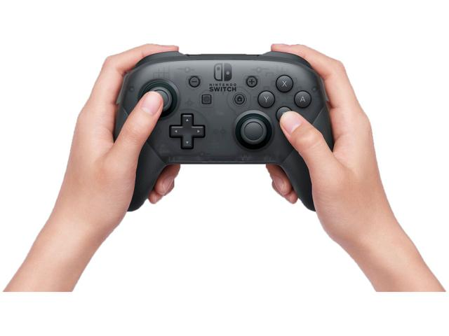 Imagem de Controle para Nintendo Switch sem Fio