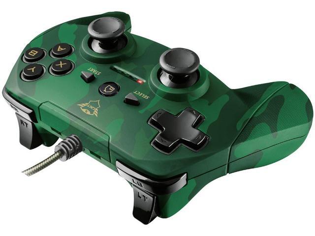 Imagem de Controle para PC e PS3 com Fio Yula GXT 540C