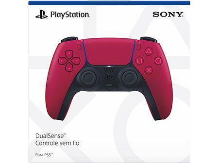 Imagem de Controle para PS5 sem Fio DualSense Sony