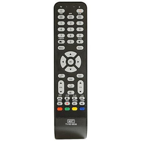 Imagem de Controle para receptor oi tv livre hd etrs27 etrs35 e etrs37