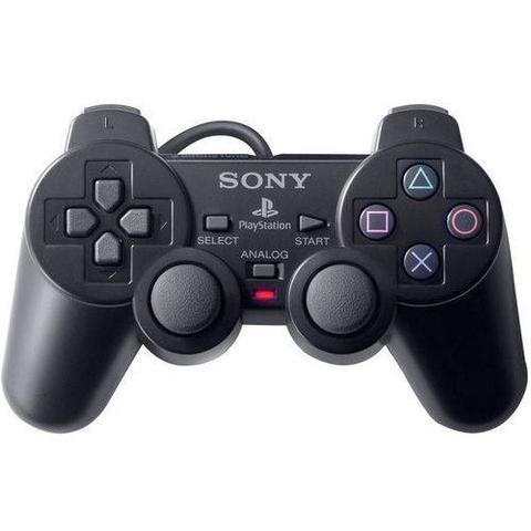 Imagem de Controle Playstation 2 PS2 DualShock 2 Sony Original
