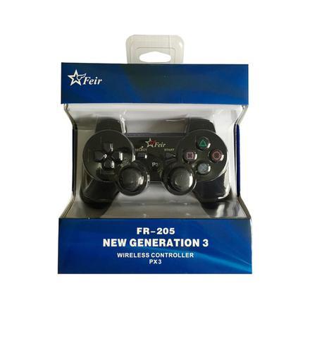 Imagem de Controle Playstation 3 Sem Fio Joystick Ps3 Dualshock - 3un