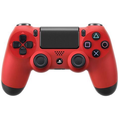 Imagem de Controle Playstation 4 Dualshock 4 Vermelho - PS4