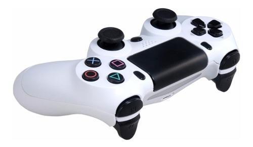 Controle Ps4 Original Playstation Dualshock 4 Branco Wireles - Sony