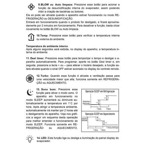 Imagem de Controle Remoto Ar Condicionado Compativel Gardem Green Bay