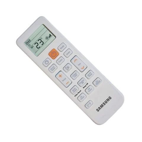 Imagem de Controle remoto ar condicionado split samsung on off e inverter 9000 12000 18000 24000 30000 btus or