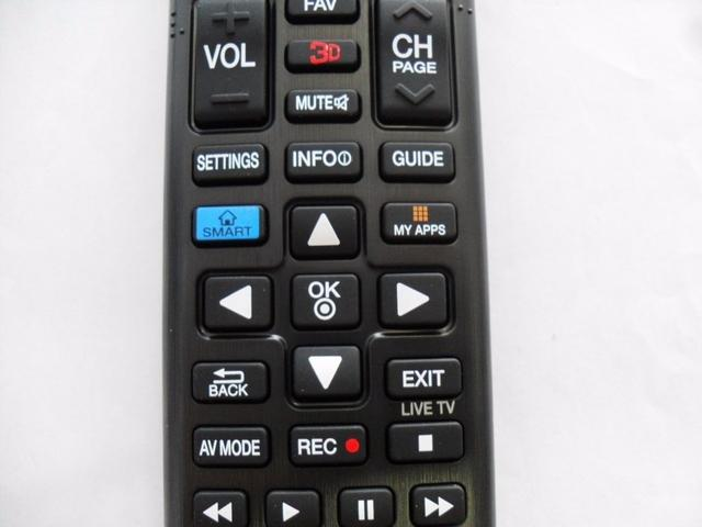 Imagem de Controle Remoto Lg Akb73975702 Smart 3d Tecla Myapps Futebol