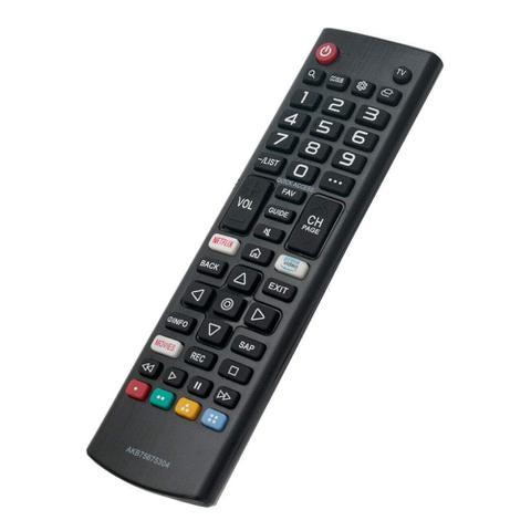 Imagem de Controle Remoto LG AKB75675304 Netflix/Prime Vídeo Para TV 55SJ8000 Original