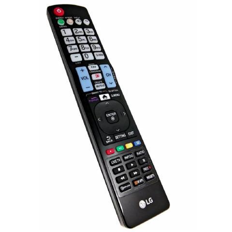 Imagem de Controle Remoto LG Smart 3D Original - AKB74115501 Substitui AKB73615321