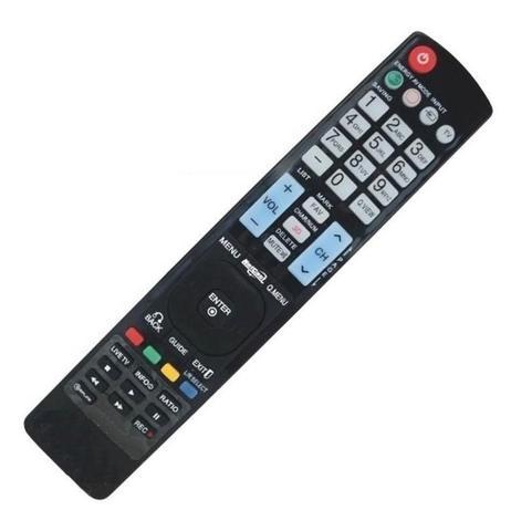 Imagem de Controle Remoto para Tv LG Smart com Tecla 3D AKB72914272 AKB72915252  Akb73615319