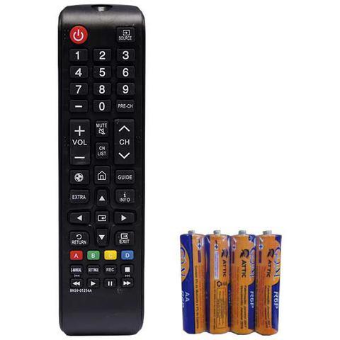 Imagem de Controle Remoto para TV Samsung Smart