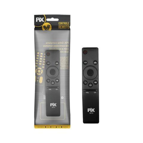 Imagem de Controle Remoto Paralelo Smart Tv 4K Mu6100 Tela Curva Samsung