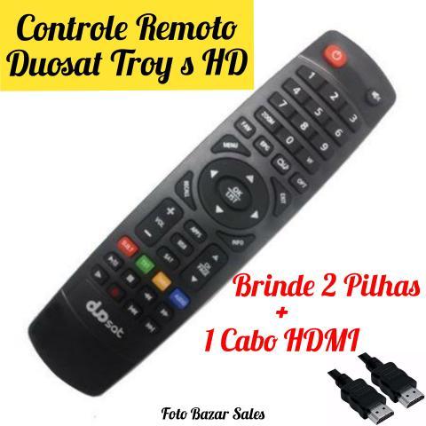 Imagem de Controle remoto troy s hd